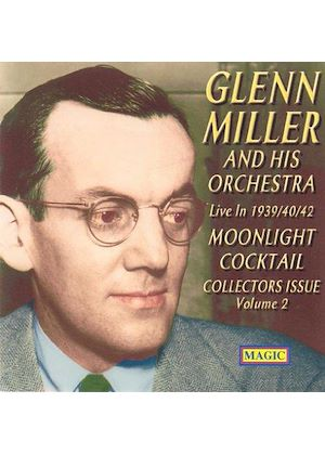 Glenn Miller Orchestra (The) - Live In 1939-1940