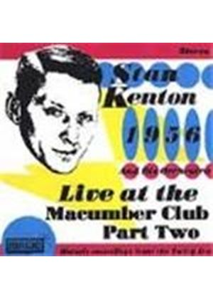 Stan Kenton Orchestra (The) - Live At The Macumba Club 1956 Vol.2