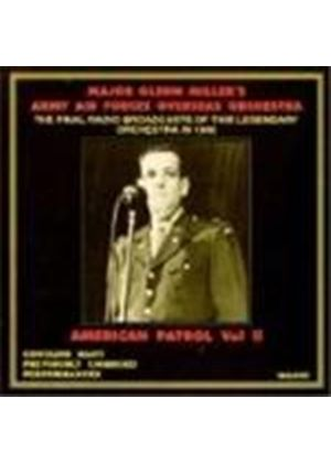 Major Glenn Miller's Army Air Forces Overseas Orchestra - American Patrol 1945