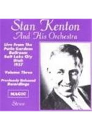 Stan Kenton Orchestra (The) - Live At Salt Lake City Vol.3