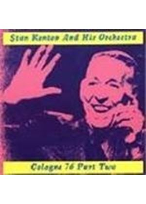 Stan Kenton Orchestra (The) - Live In Cologne 1976 Vol.2