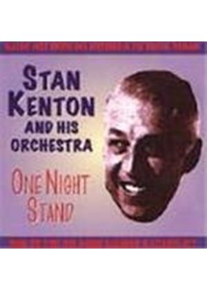 Stan Kenton Orchestra (The) - One Night Stand