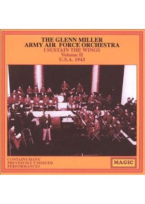 Glenn Miller - I SUSTAIN THE WINGS VOLUME 2