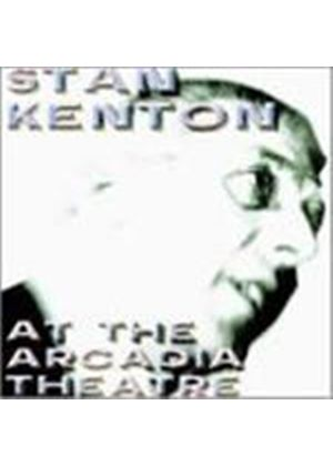 Stan Kenton And His Orchestra - Acardia Theatre 20th October 1974
