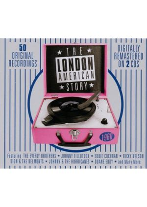 Various Artists - London American Story 1960, The (Music CD)