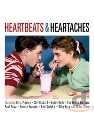 Various Artists - Heartbeats And Heartaches (Music CD)