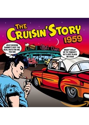 Various Artists - Cruisin' Story 1959, The (Music CD)