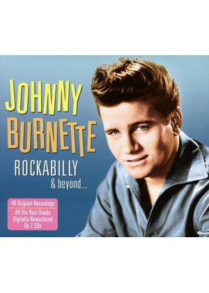 Johnny Burnette - Rockabilly Riot (Music CD)
