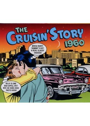 Various Artists - Cruisin' Story 1960, The (Music CD)