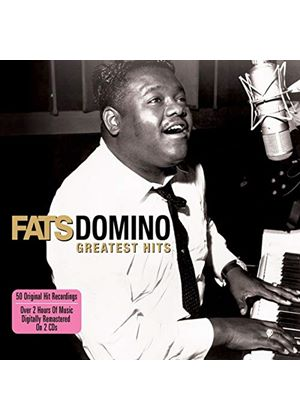 Fats Domino - Greatest Hits (2 CD) (Music CD)