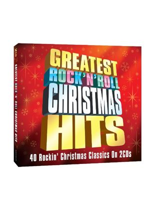 Various Artists - Greatest Rock'n'roll Chistmas Hits (Music CD)