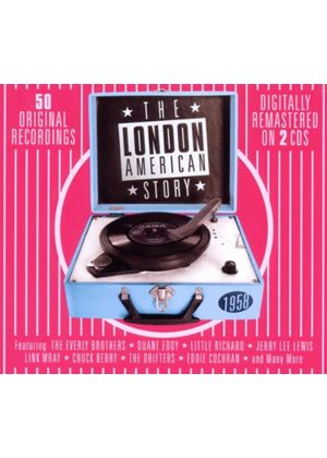 Various Artists - London American Story 1958 (Music CD)