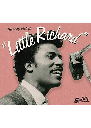 Little Richard - Very Best of Little Richard [One Day] (Music CD)