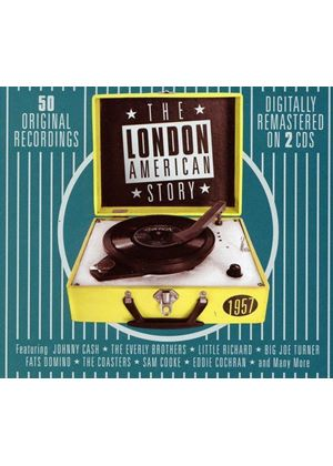 Various Artists - London American Story 1957 (Music CD)