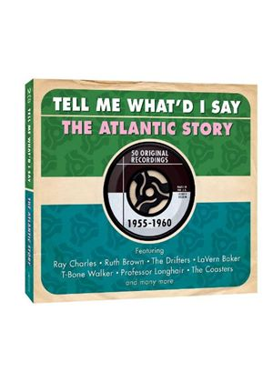 Various Artists - Tell Me What''d I Say (Music CD)