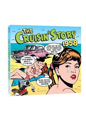 Various Artists - Crusin' Story 1958 (Music CD)