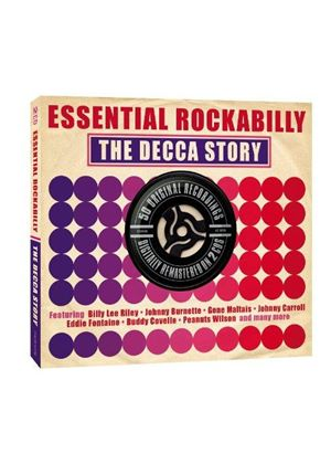 Various Artists - Essential Rockabilly - The Decca Story (Music CD)