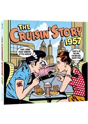 Various Artists - The Cruisin' Story 1957 (Music CD)