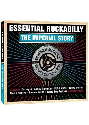 Various Artists - Essential Rockabilly - The Imperial Story (Music CD)