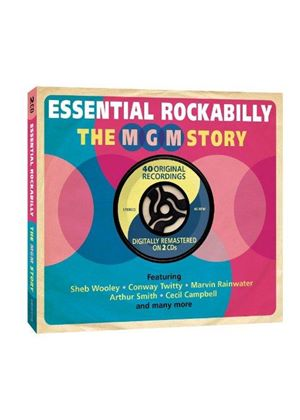 Various Artists - Essential Rockabiily (The MGM Story) (Music CD)