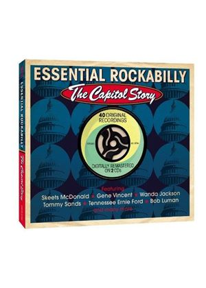 Various Artists - Essential Rockabilly (The Capitol Story) (Music CD)