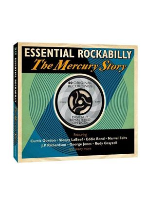 Various Artists - Essential Rockabilly (The Mercury Story) (Music CD)