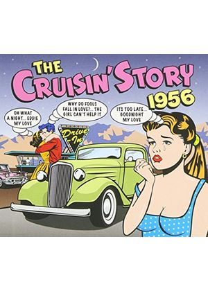 Various Artists - Crusin' Story 1956 (Music CD)