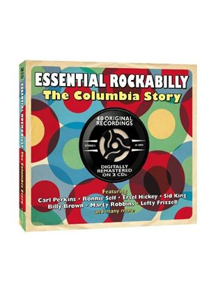 Various Artists - Essential Rockabilly (The Columbia Story) (Music CD)