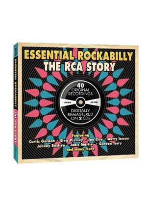 Various Artists - Essential Rockabilly (The RCA Story) (Music CD)
