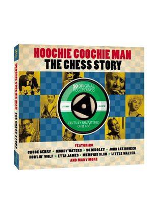 Various Artists - Hoochie Coochie Man (The Chess Story) (Music CD)