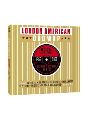 Various Artists - London American Doo Wop Story 1955-1958 (Music CD)