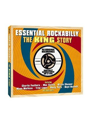 Various Artists - Essential Rockabilly (The King Story) (Music CD)