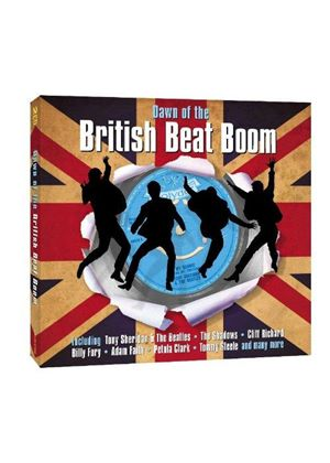Various Artists - The Dawn Of The British Beat Boom (Music CD)