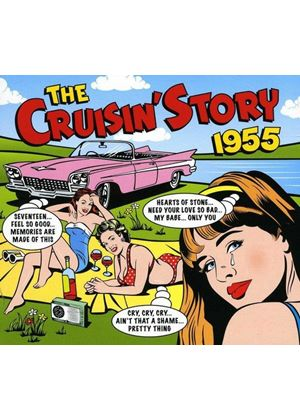 Various Artists - The Cruisin' Story 1955 (Music CD)