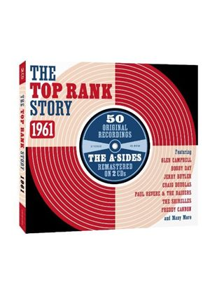 Various Artists - The Top Rank Story 1961 (Music CD)