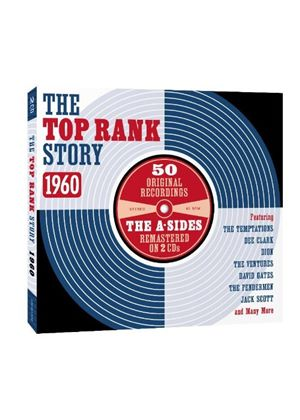 Various Artists - The Top Rank Story 1960 (Music CD)