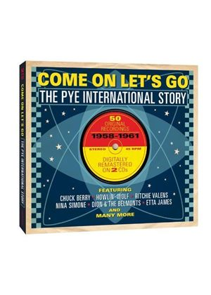 Various Artists - Come On Lets Go: The PYE International Story (Music CD)