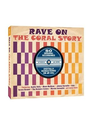 Various Artists - Rave On, The Coral Story (Music CD)