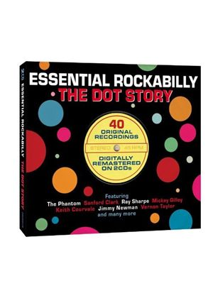 Various Artists - Essential Rockabilly- The Dot Story (2 CD) (Music CD)