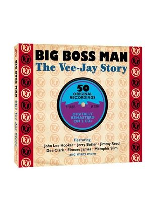 Various Artists - Big Boss Man- The Vee Jay Story (2 CD) (Music CD)