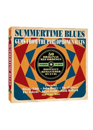 Various Artists - Summertime Blues- Gems From The Parlophone Vaults (Music CD)