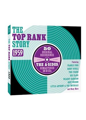 Various Artists - The Top Rank Story 1959 (Music CD)