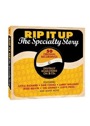 Various Artists - Rip It Up- The Specialty Story (Music CD)