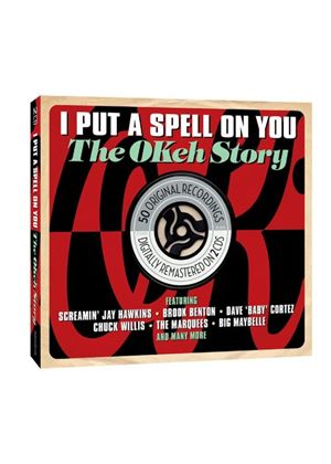 Various Artists - I Put A Spell On You- The Okeh Story (2 CD) (Music CD)