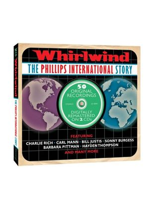 Various Artists - Whirlwind- The Phillips International Story (2 CD) (Music CD)