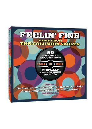 Various Artists - Feelin' Fine- Gems from the Columbia Vaults 1954- 1961 (2 CD) (Music CD)