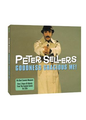 Peter Sellers - The Best Of (2 CD) (Music CD)