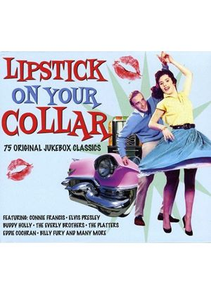 Various Artists - Lipstick on Your Collar (Music CD)