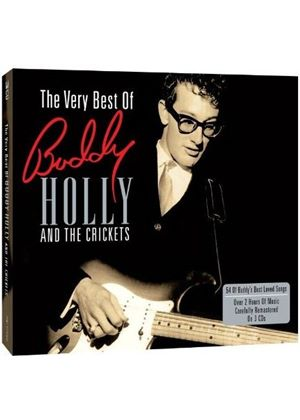 Buddy Holly & The Crickets - The Very Best of (Music CD)