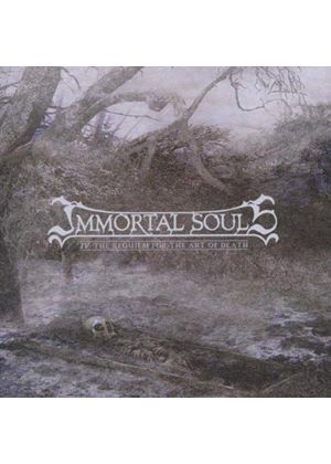 Immortal Souls - IV (The Requiem For the Art of Death) (Music CD)
